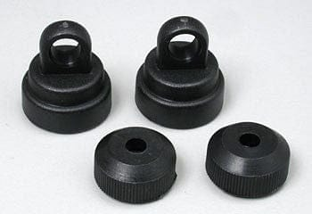 TRAXXAS 3767 Shock Caps/Bottoms (2) - RUI YONG HOBBY