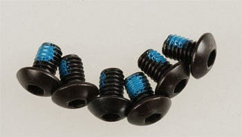 TRAXXAS 3939 Button Head Machine Screw 4x6mm Revo (6) - RUI YONG HOBBY