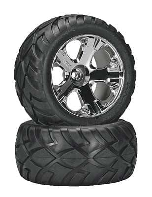 5576R Tires & Wheels Rear Jato 3.3 - RUI YONG HOBBY