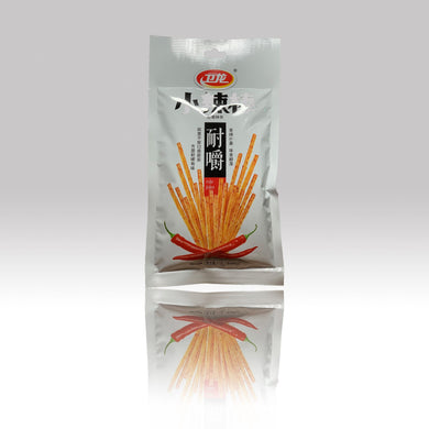 2包 卫龙 小辣棒 耐嚼 50g, 2 Packs Of WeiLong Bean Curd Strip 50g
