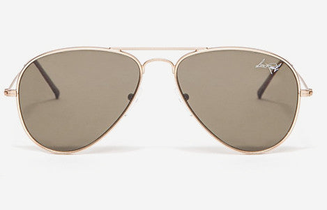 LOU REED AVIATOR IN GOLD