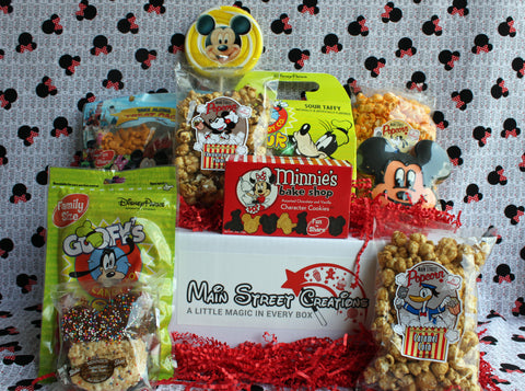 Mickey & Minnie's Munchies One Time Purchase
