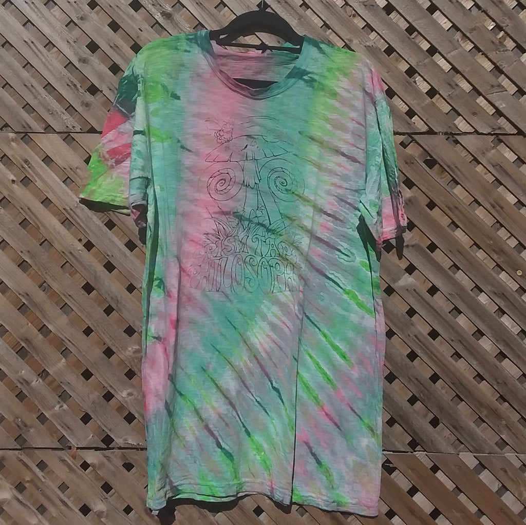 One off, Prism Tape Philosophy Tshirt - XL