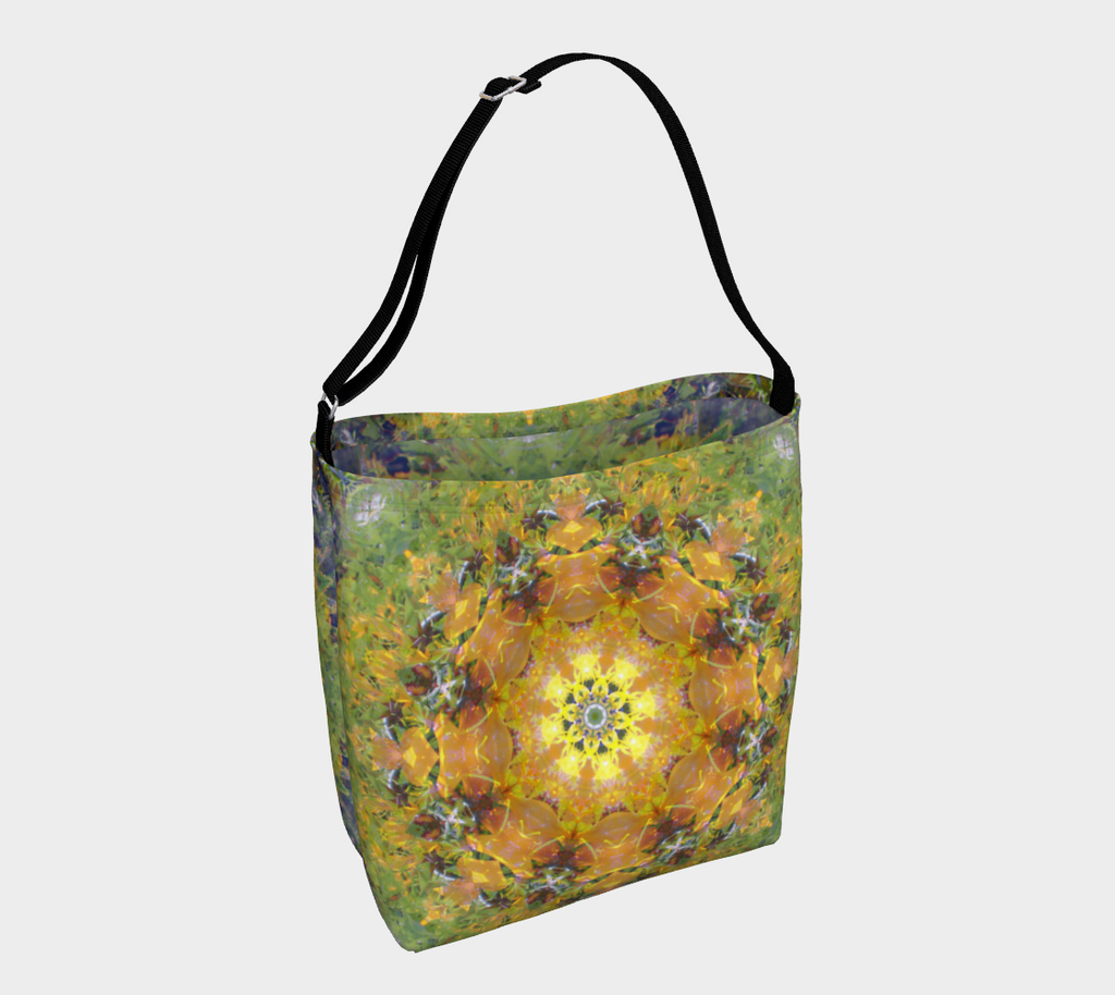 Sunflower Power, Day Tote