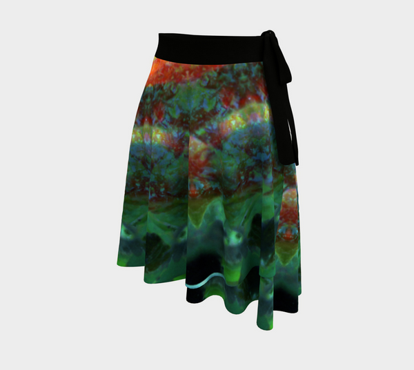 Berry Ball, Wrap Skirt