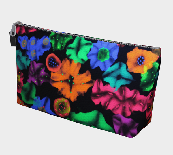 Cosmic Bouquet Makeup Bag