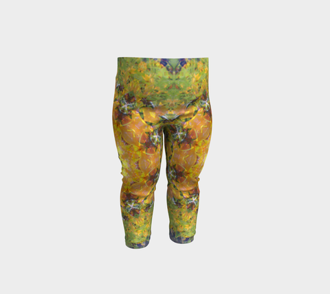 Sunflower Power, Baby Leggings