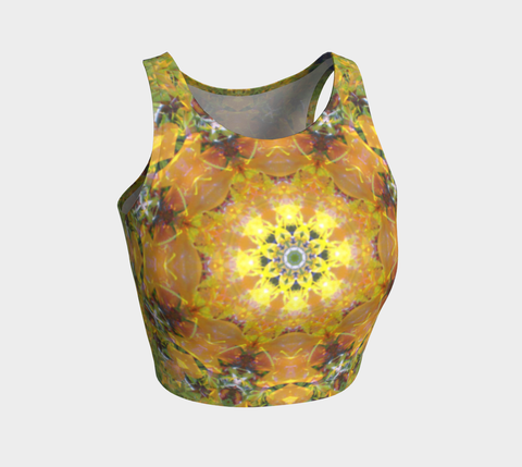 Sunflower Power, Crop Top