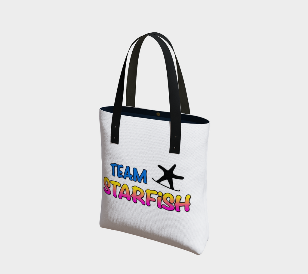 TEAM STARFISH TOTE BAG