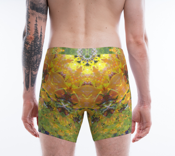 Sunflower Power,  Boxer Briefs