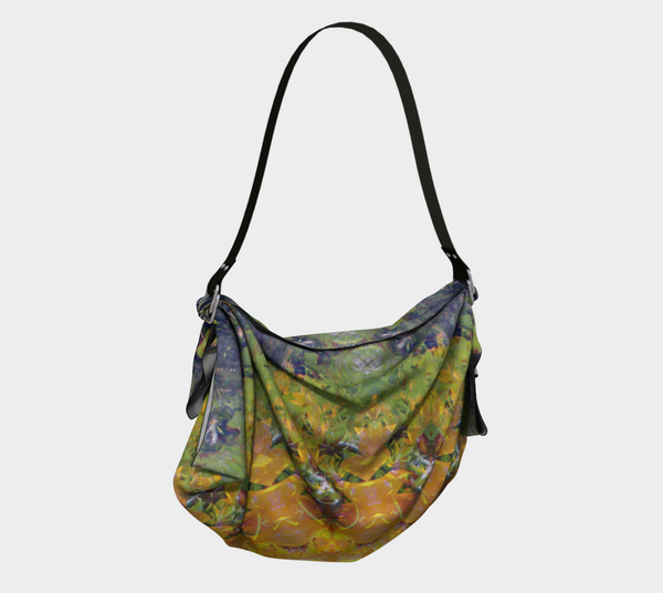 Sunflower Power, Origami Tote