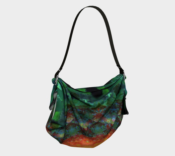 Berry Ball, Origami Tote