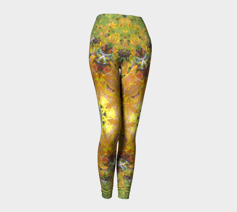 Sunflower Power, Leggings