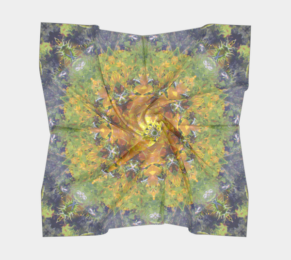 Sunflower Power, Square Scarf
