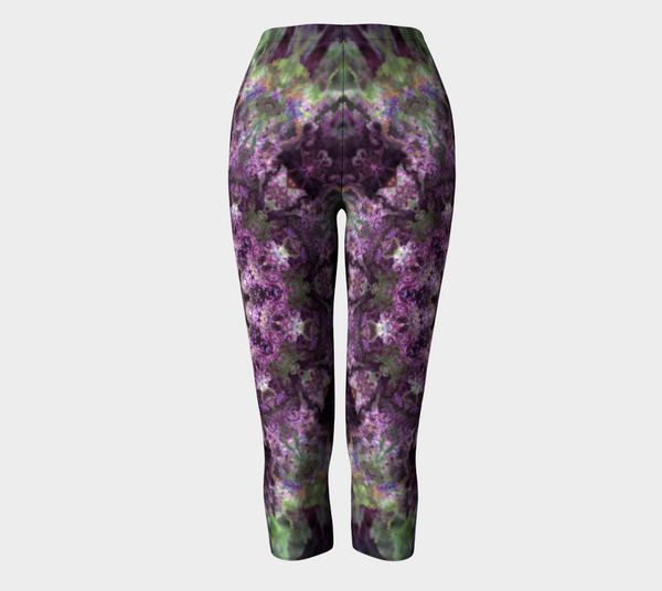 Purple Refraction, Capris