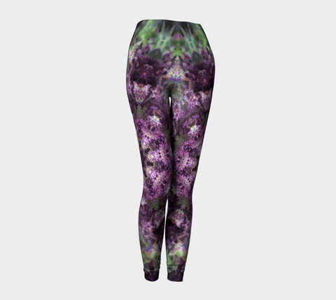 Purple Refraction, Leggings