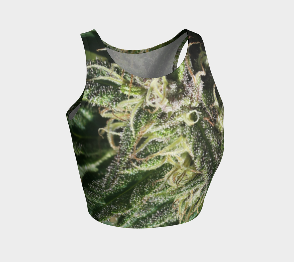 CANNA No. 1 Crop Top