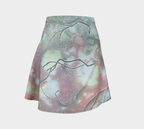 Bursty - Flare Skirt