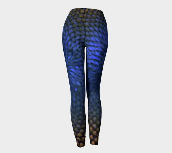 BLUE SUNFLOWER Capris & Leggings