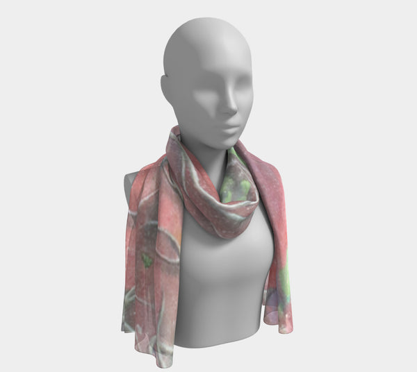 Burst Long Scarf