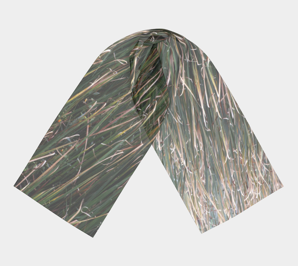LONDON CAMO Long Scarf