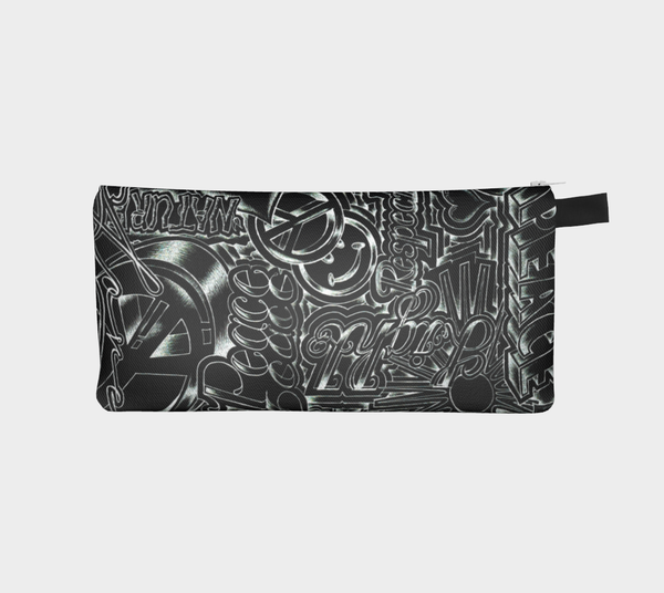 Peace & Love Pencil Case