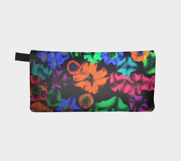 Cosmic Bouquet Pencil Case