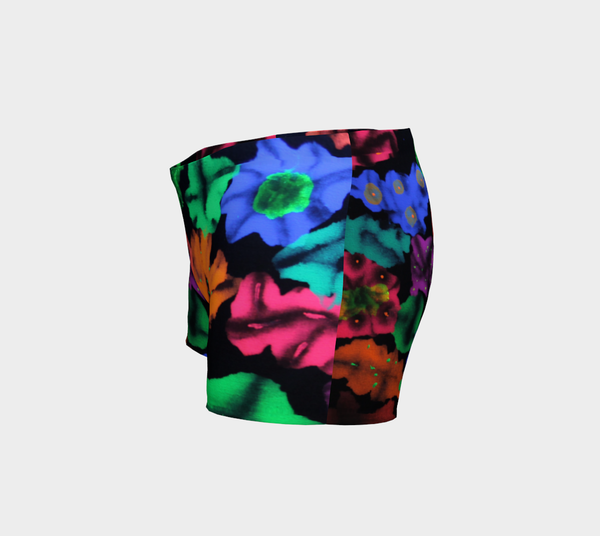 Cosmic Bouquet Shorts