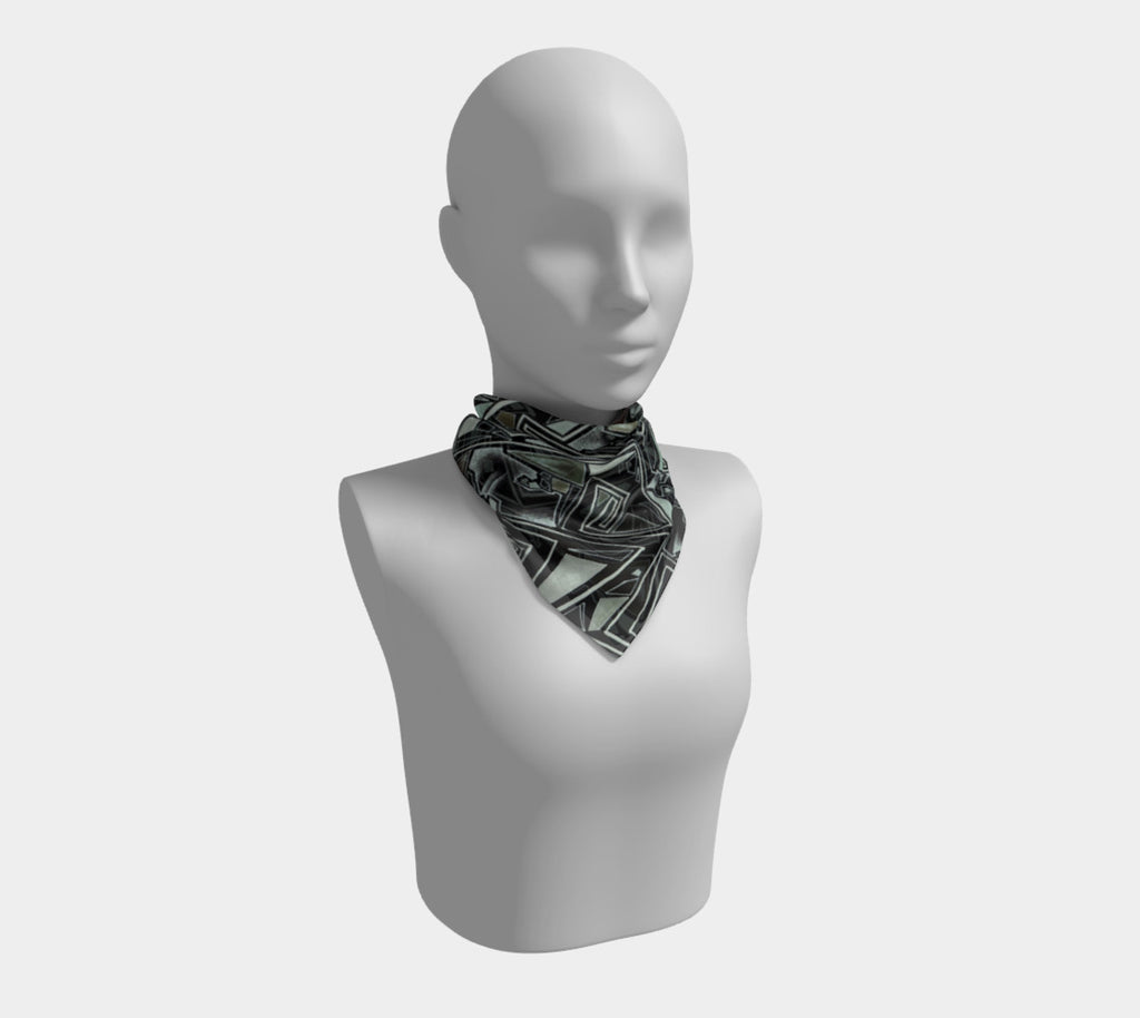 VC2 Square Scarf