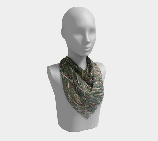 LONDON CAMO Square Scarf