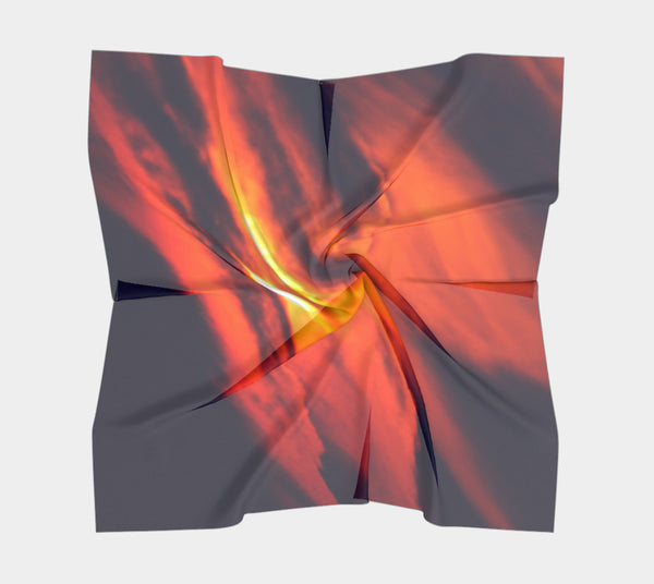 Afterglow Square Scarf