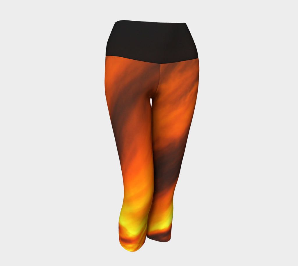 SOL Yoga Capris & Leggings