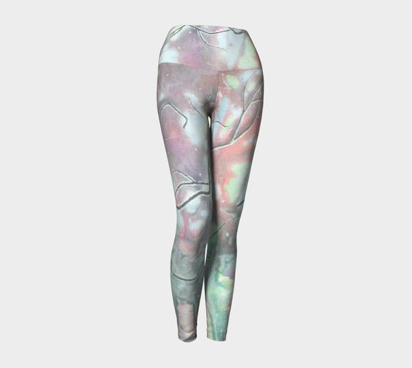 BURST - Yoga - Capris & Leggings