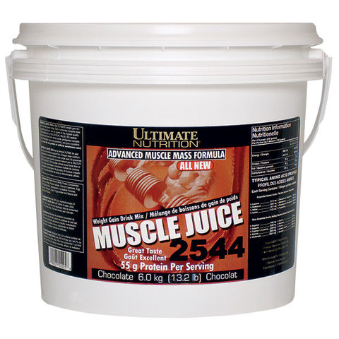 Ultimate Nutrition, Muscle Juice Box (Chocolate), 6kg (13.2lbs)