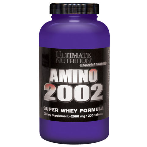 Ultimate Nutrition, AMINO 2002, 330 Tablets