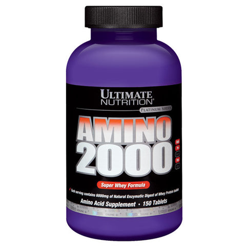 Ultimate Nutrition, AMINO 2000, 150 Tablets