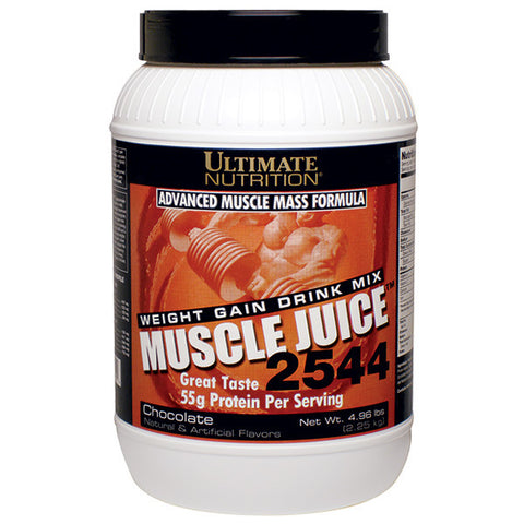 Ultimate Nutrition, Muscle Juice Box (Chocolate), 2.25kg (4.96lbs)