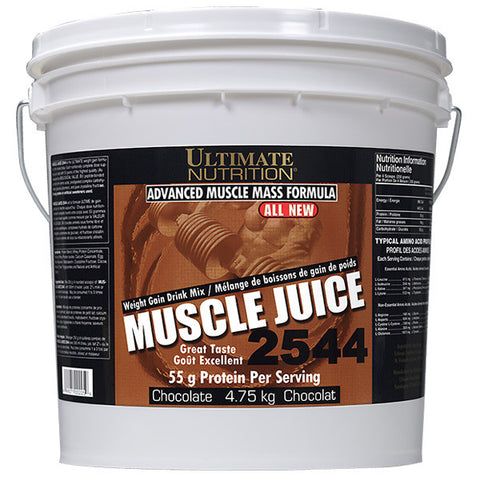 Ultimate Nutrition, Muscle Juice Box (Chocolate), 4.74kg (10.4lbs)