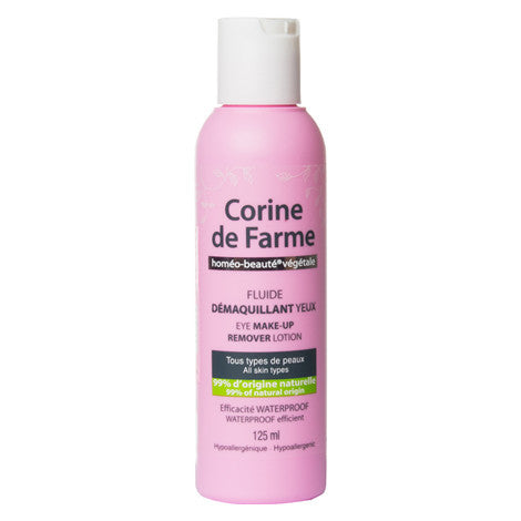 Corine de Farme, Eye Makeup Remover Lotion, 125ml