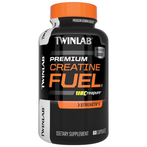 Twinlab, Creatine Fuel Caps, 60 Capsules