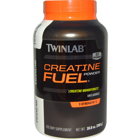Twinlab, Creatine Fuel Powder, 300g