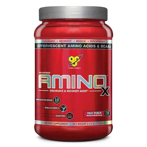 BSN, Amino X (Fruit Punch), 70 Servings