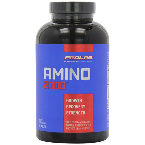 ProLab, Amino 2000, 150 Tablets