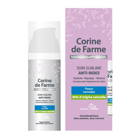 Corine de Farme, Sublime Anti-Wrinkle Care (ex 2 in 1 face cream), 50ml
