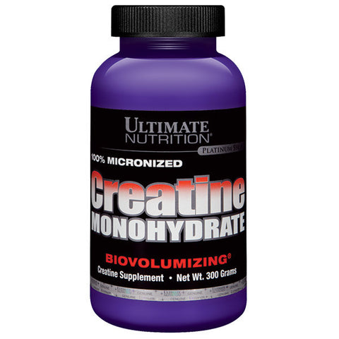 Ultimate Nutrition, Creatine Monohydrate, 300g