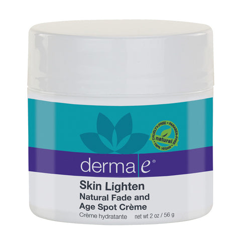 derma e, Skin Lighten Crème, 2oz