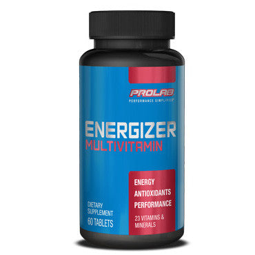 Prolab, Energizer Multivitamin, 60 Tablets