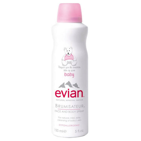 Evian, Baby Face and Body Brumisateur, 150ml