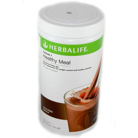 Herbalife, Formula 1 Healthy Meal Shake (Dutch Chocolate), 550g