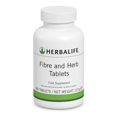 Herbalife, Fiber & Herb, 180 Tablets